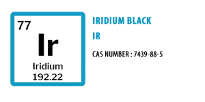 Iridium black